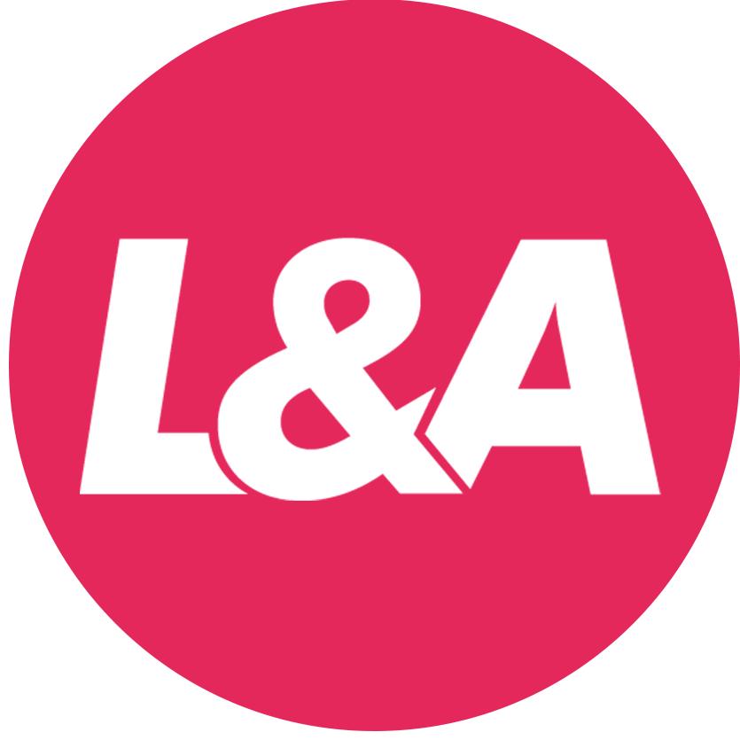 L&A Social Media Logo