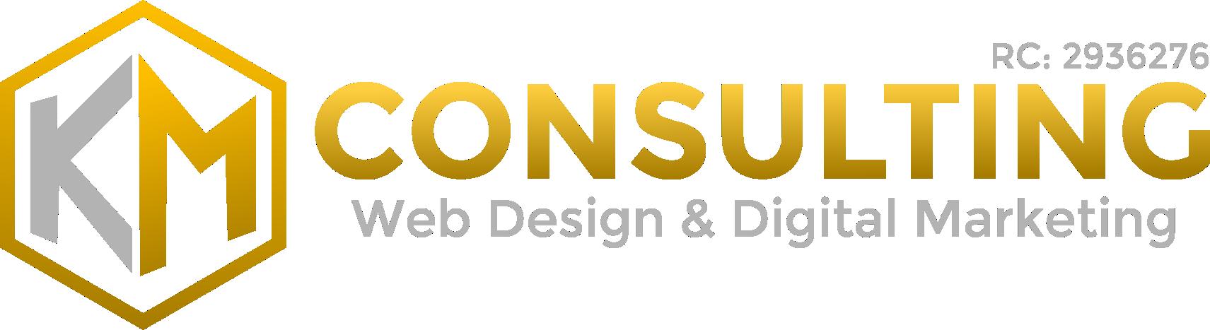 KM Consulting Nigeria Logo