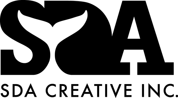 SDA CREATIVE INC. Logo