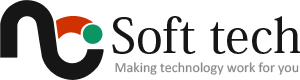 NCSofttech Logo