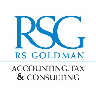 RS Goldman Accounting Logo