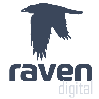 Raven Digital Logo