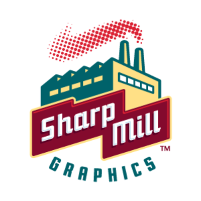 Sharp Mill Graphics Logo