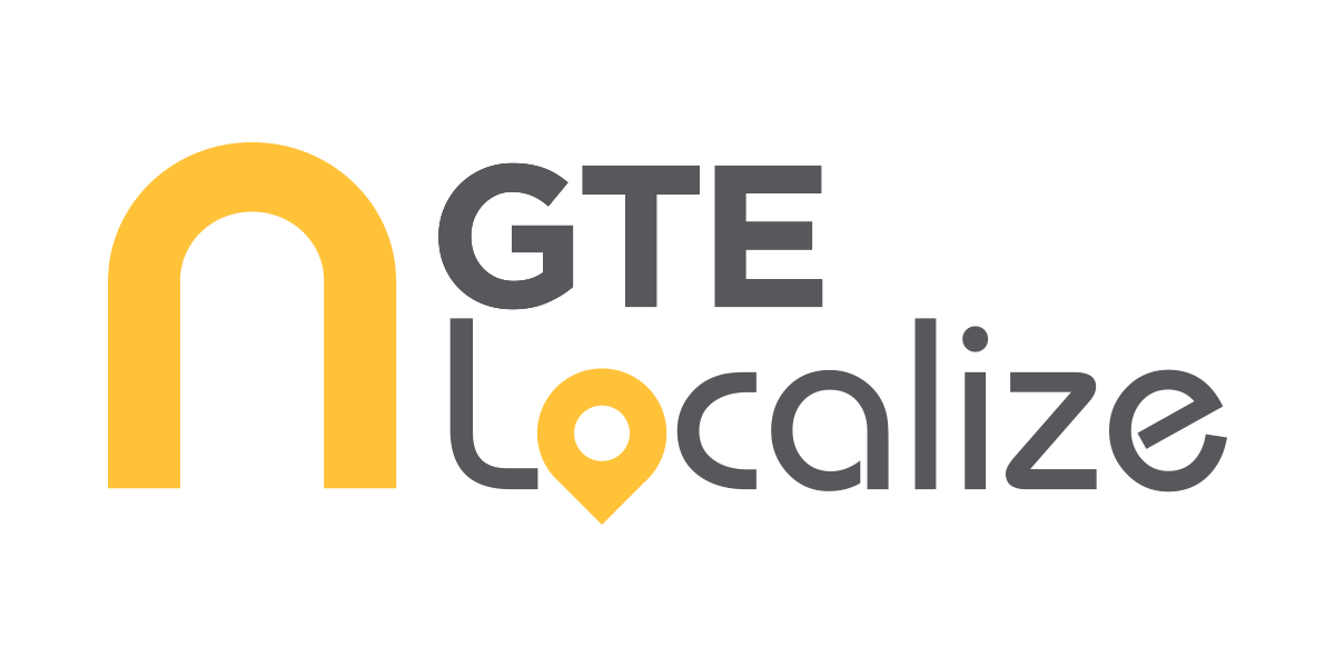 GTE Localize Logo