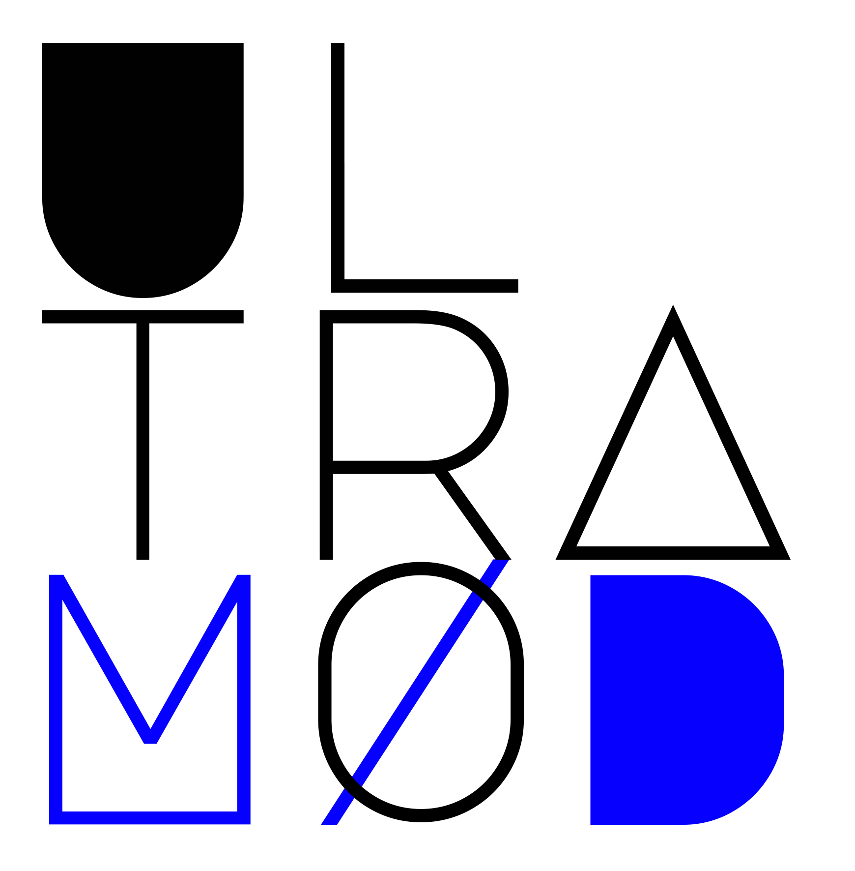 UltraMod Digital Logo