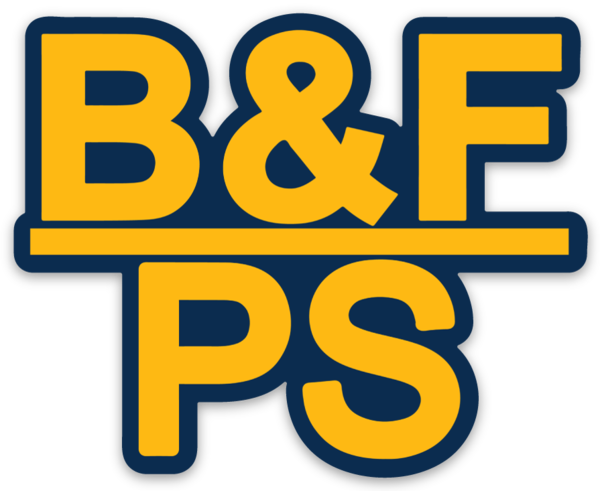 B&F Professional Services Logo