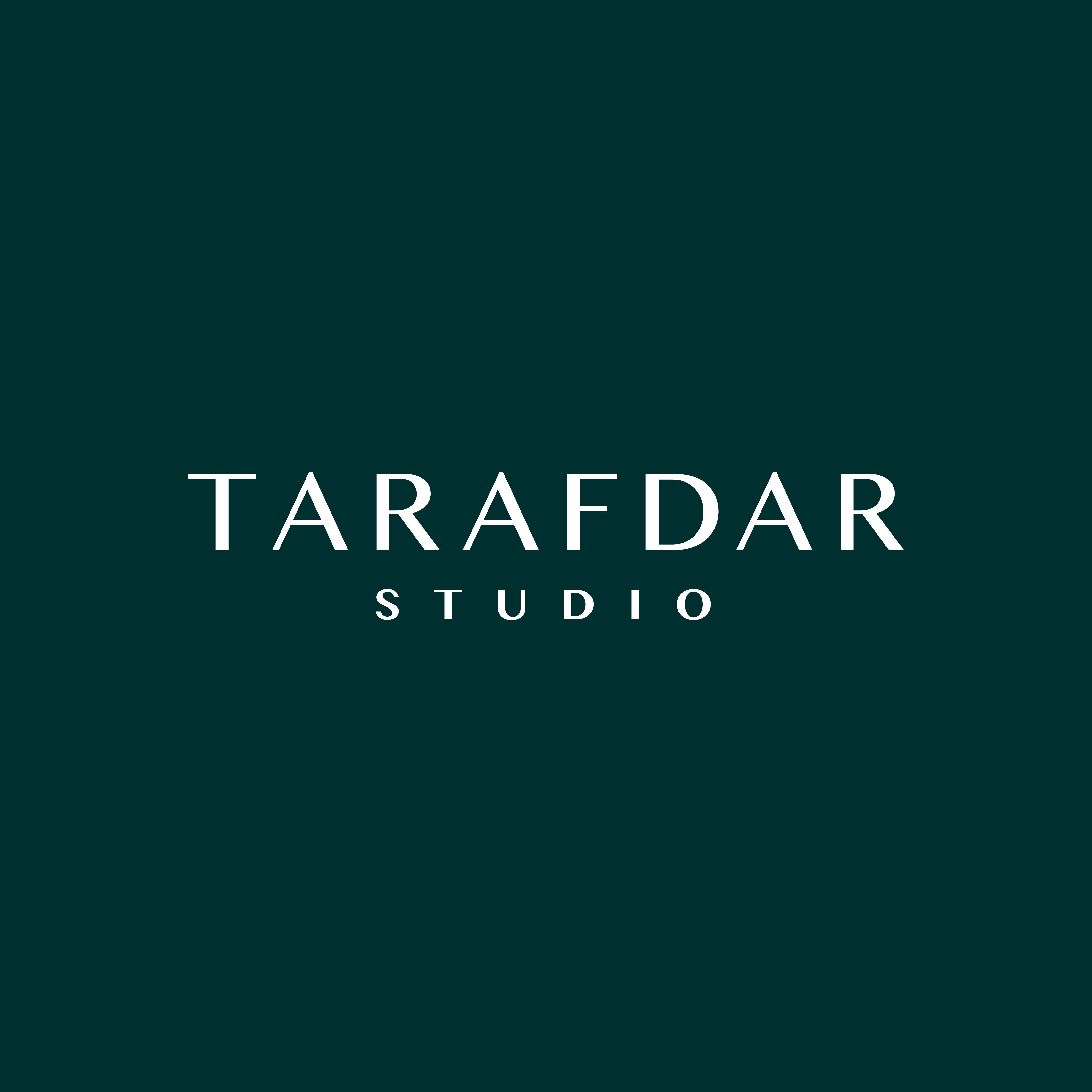 Tarafdar Studio Logo
