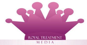 Royal Treatment Media L.L.C. Logo