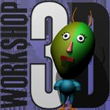 WORKSHOP 3D, LLC Logo