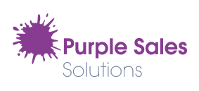 Purple Sales Logo
