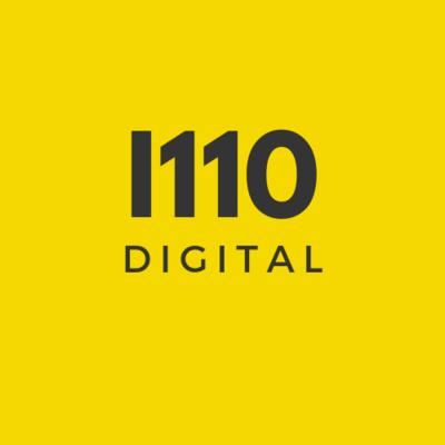 I110 Digital Marketing Agency Logo