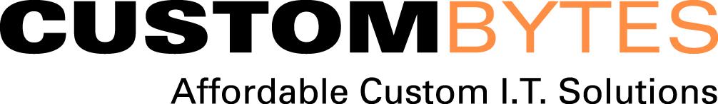CustomBytes Logo