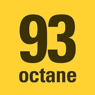 93 Octane Logo