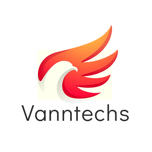 Vanntechs Web Studio Logo