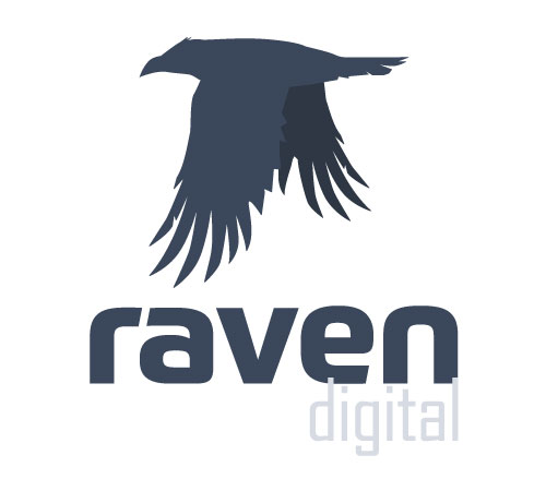 Raven Digital Logo