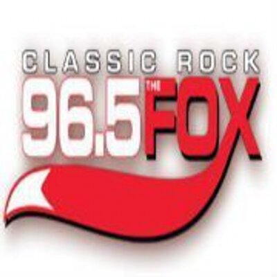 96.5 The Fox Logo