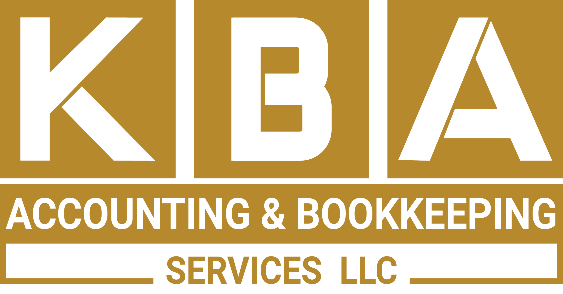 KBA Accounting and Bookkeeping Services LLC Logo