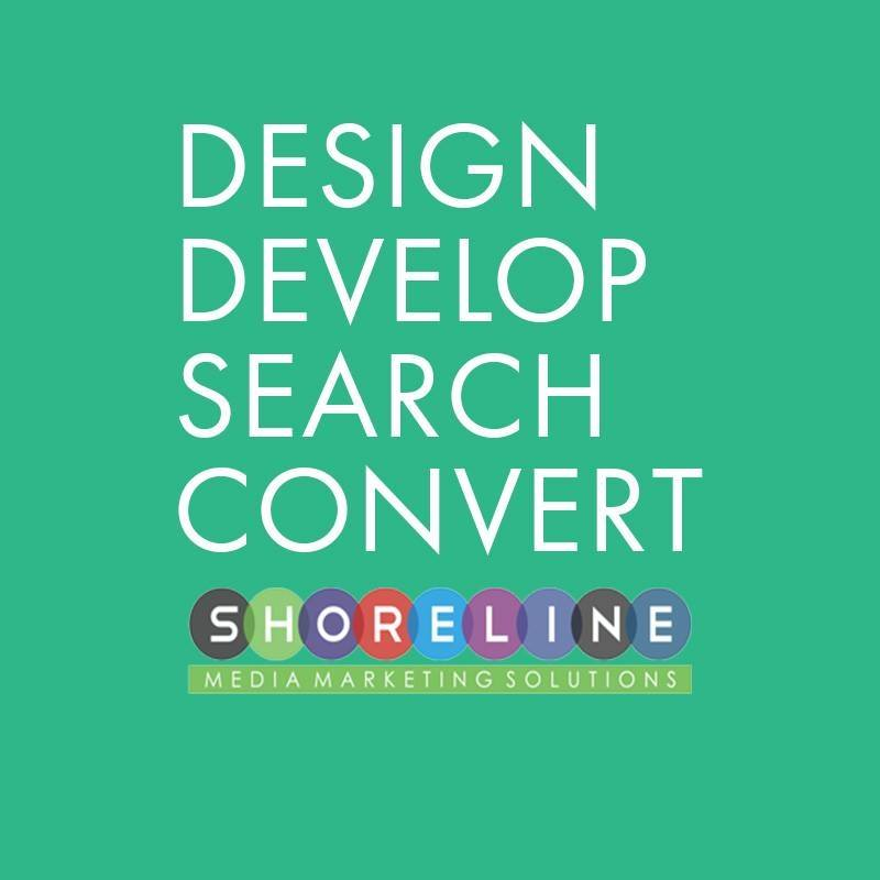 Shoreline Media Marketing Logo