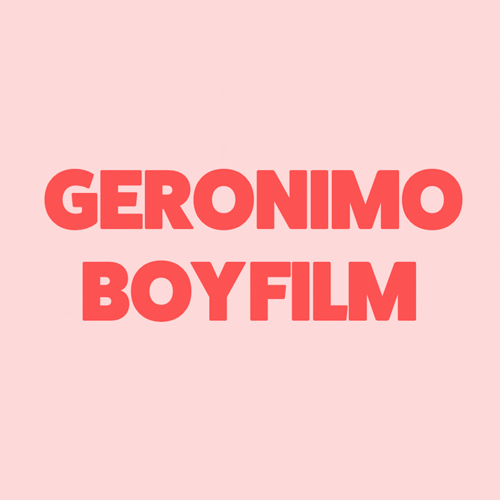 Geronimo Boy Film Logo