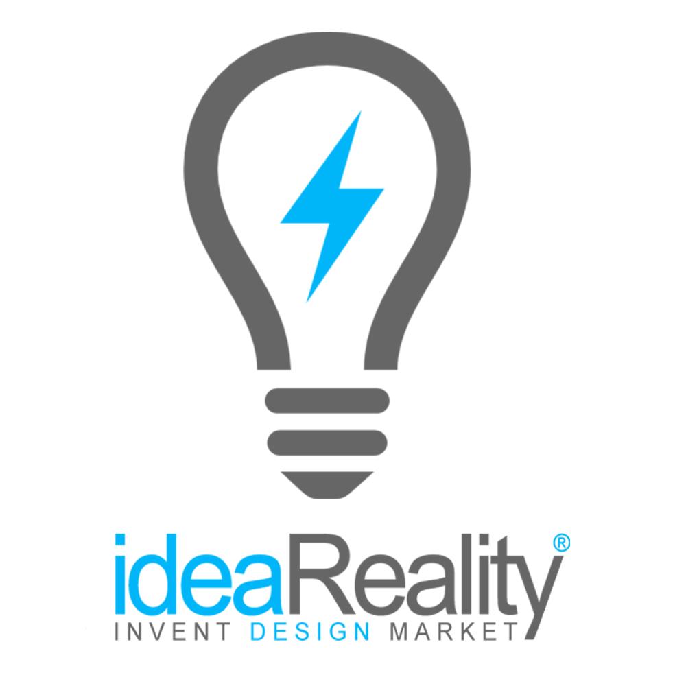 Idea Reality - Product Design Logo