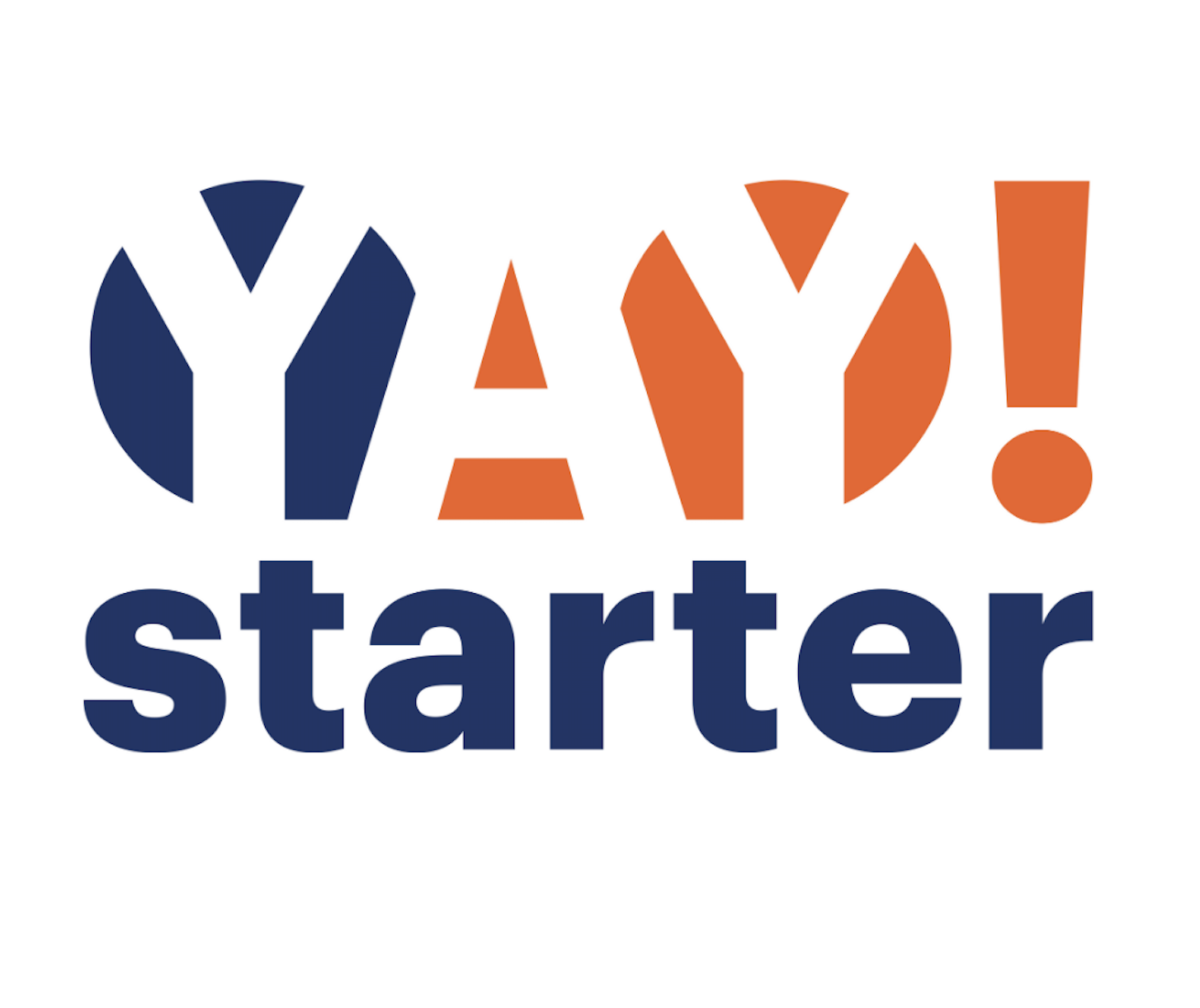 Yay!Starter Marketing Logo