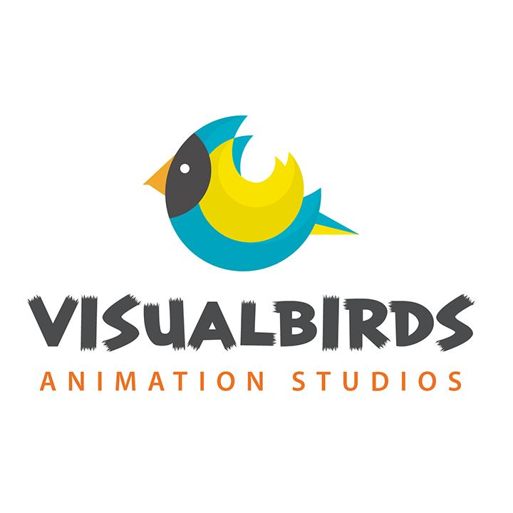 Visual Birds - Video Production Company Logo