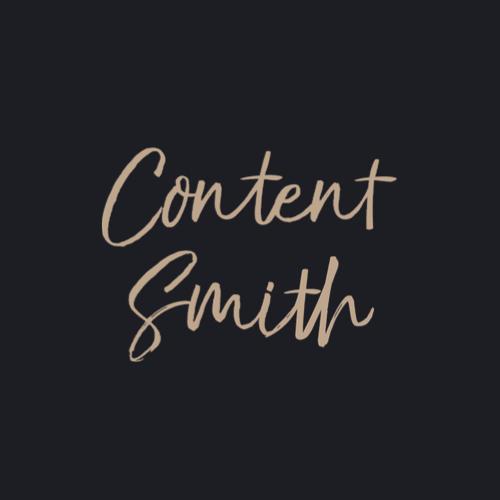 Content Smith Logo