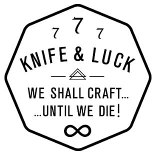 Knife & Luck Logo