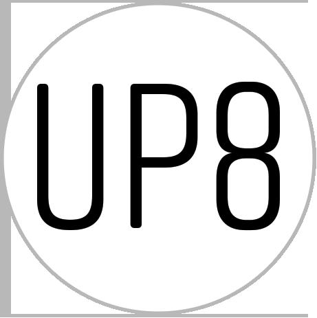 UP8 Marketing Logo