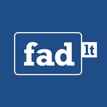 Reklamos ateitis Logo