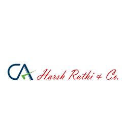 Harsh Rathi & Co. Logo