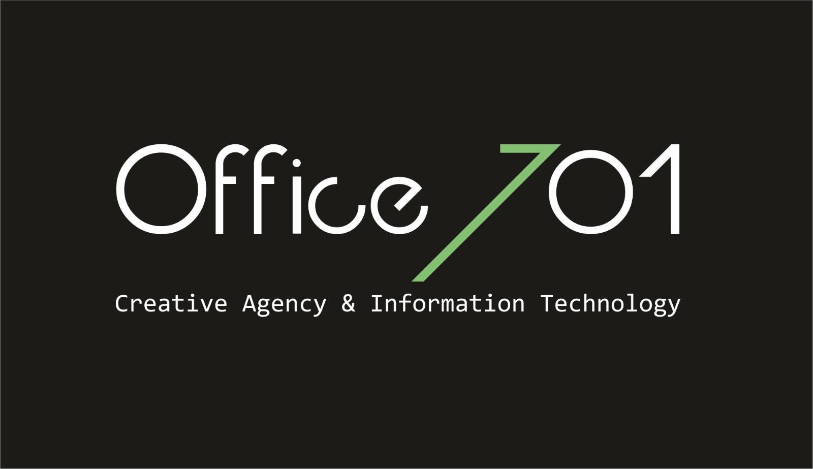 Office701 Creative Agency & Information Technology Logo