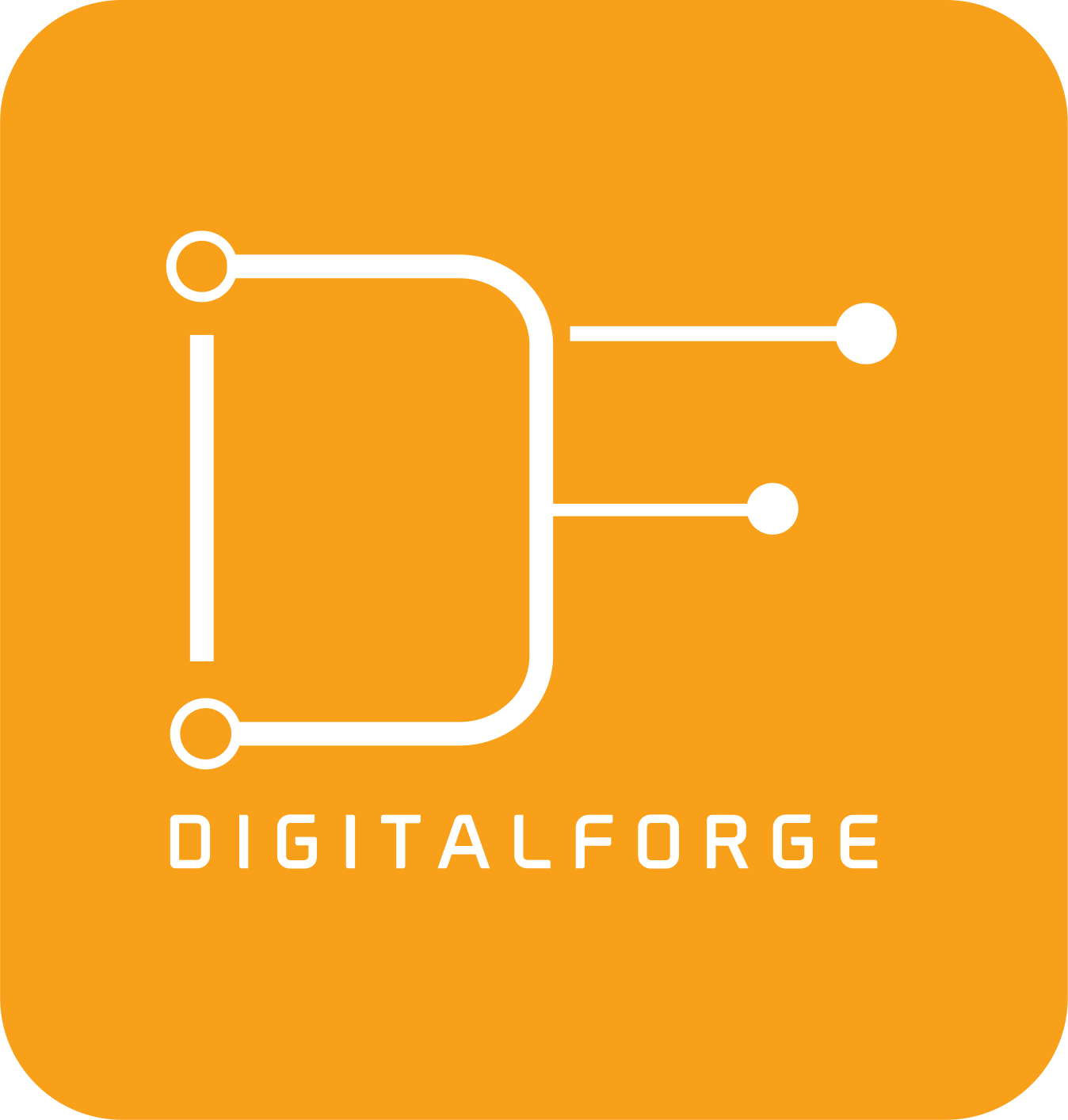Digital Forge Logo