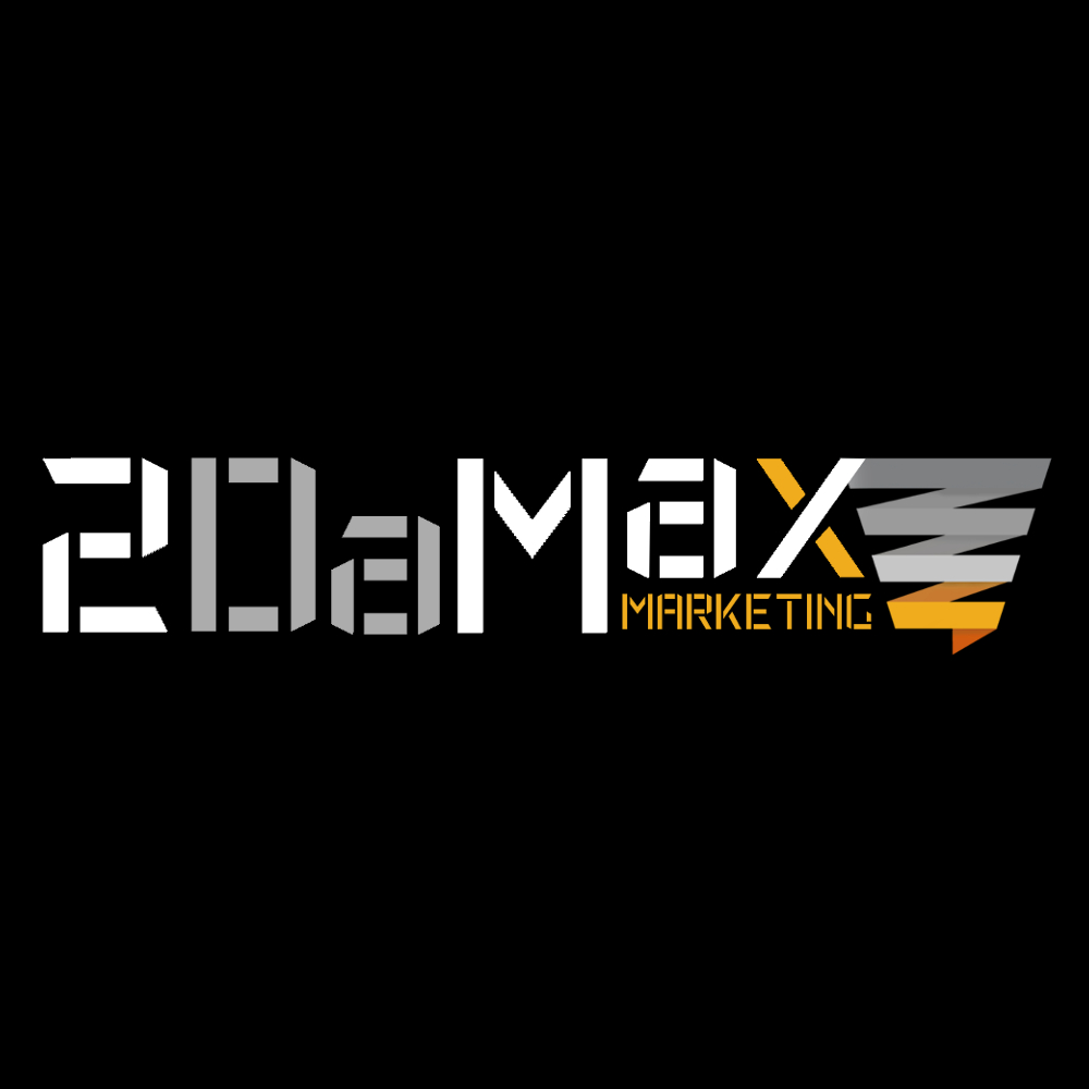 2DaMax Marketing Agency Logo