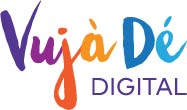 Vujà Dé Digital Logo