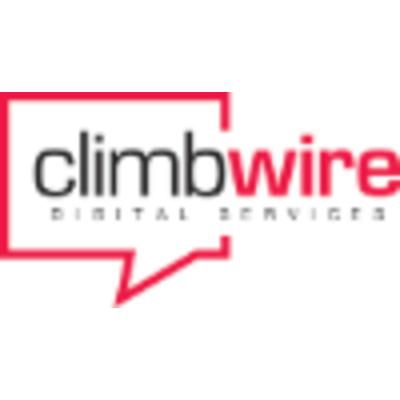 Climbwire Digital Media Logo