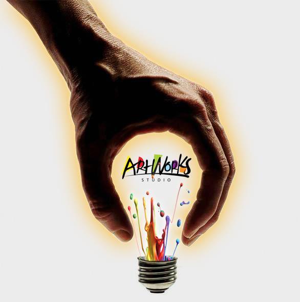 ArtWorks Studio Shop Logo