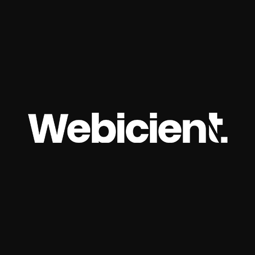 Webicient Webbyrå Logo