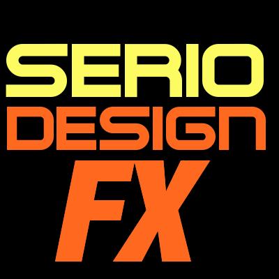 SERIO Design FX Logo