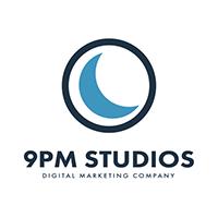 9PM STUDIOS Logo
