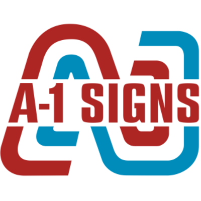 A-1 Signs Logo