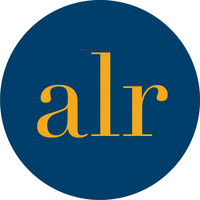 A. Larry Ross Communications Logo