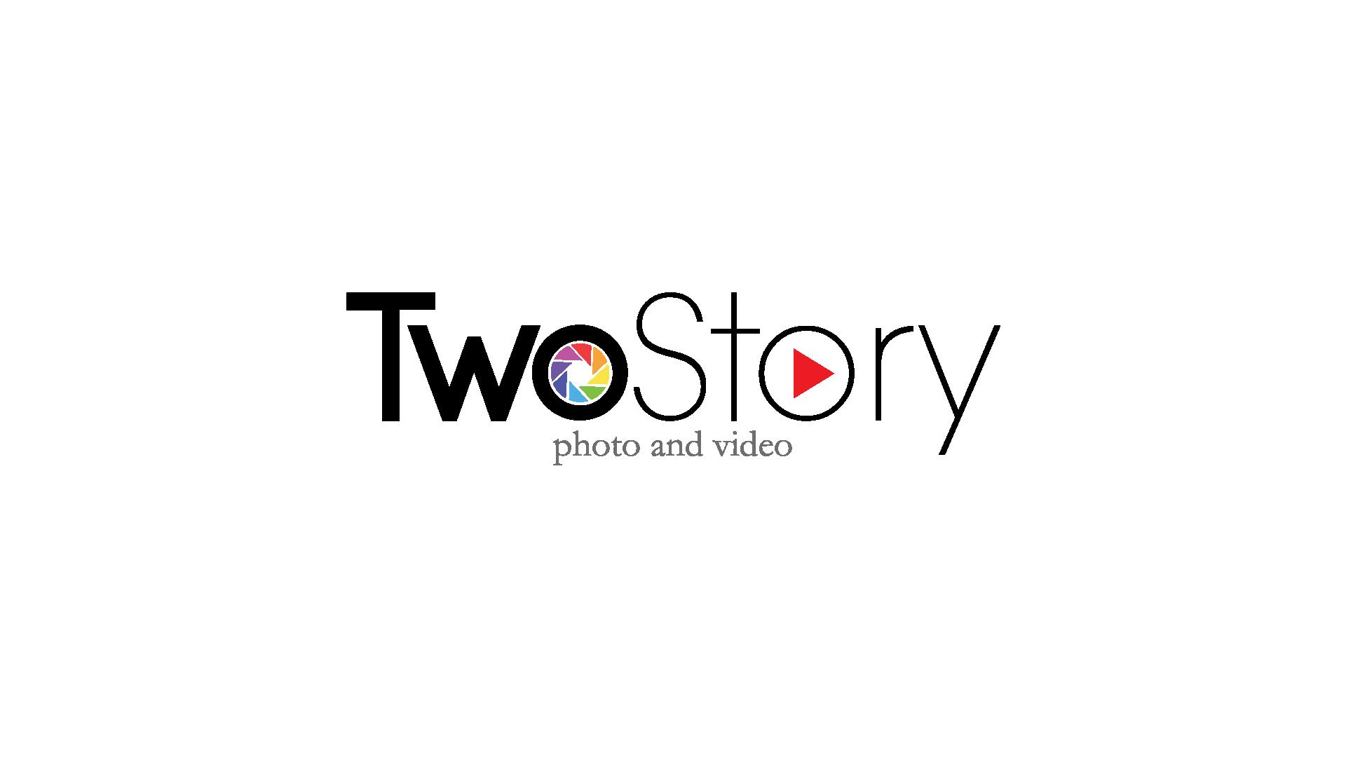 TwoStory Photo & Video Logo