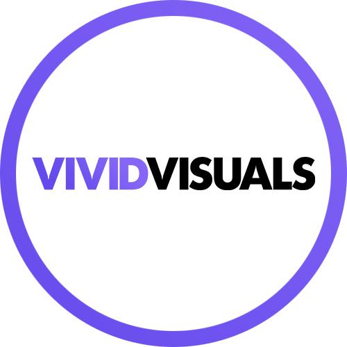Vivid Visuals Logo