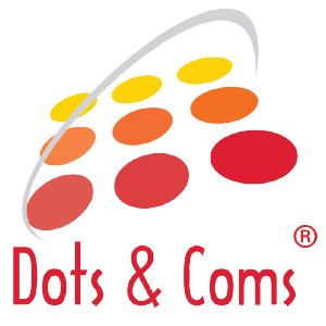 Dots & Coms Logo