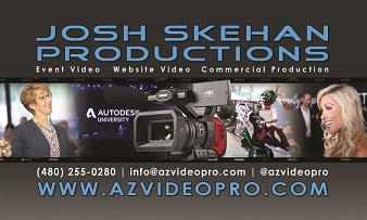 Josh Skehan Productions Logo