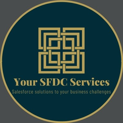 Your SFDC Services Logo