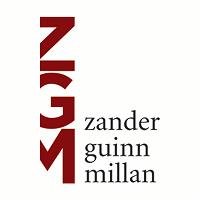 Zander Guinn Millan / ZGM Logo