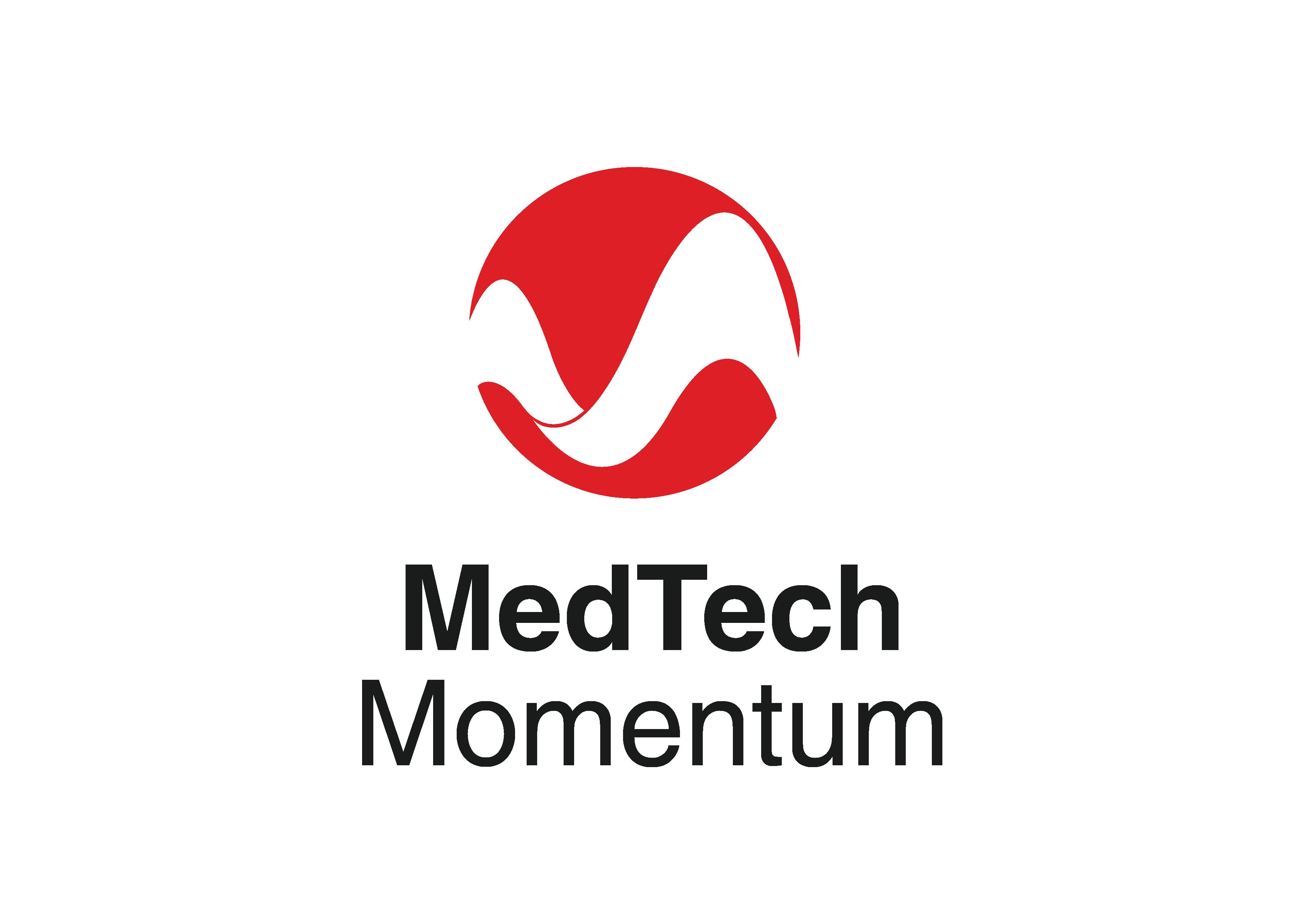 MedTech Momentum Logo
