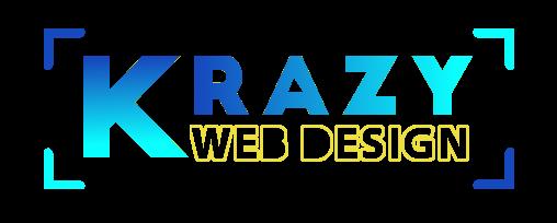 Krazy Web Design Logo